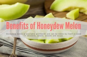 Benefits of Honeydew Melon
