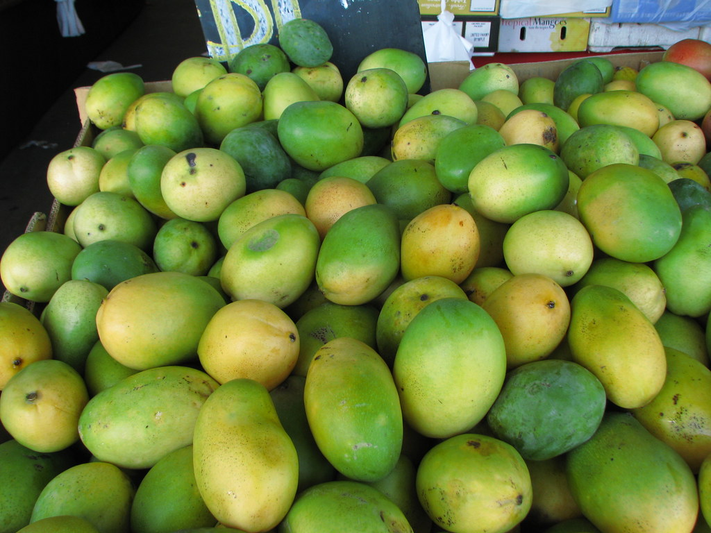 Brooks mango