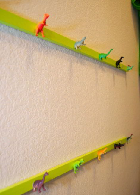 DIY Hat Rack Ideas with Toys